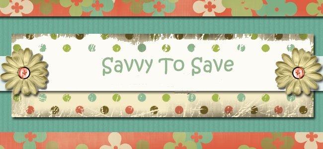 Savvy 2 Save!