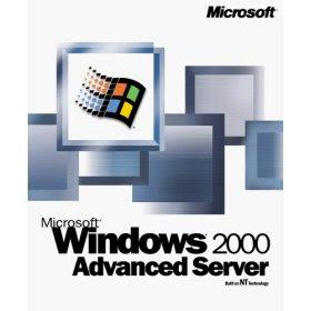 Alguns dos sistemas opercionais mais usados Server2000