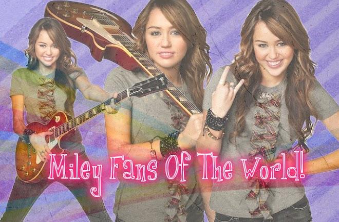 MileyFansOfTheWorld