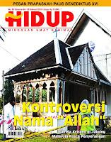 """Edisi No 09, Tanggal 28 Februari 2010: Kontroversi Nama """"Allah"""""""