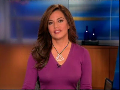 Robin Meade (CNN) I love her headlines.