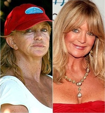 celebs with and without makeup. Celebrities Without Makeup (Of