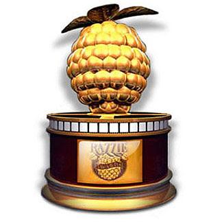 Złota Malina - nagroda pokrewna tematycznie...