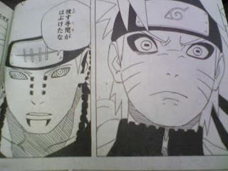 Naruto Manga 430 Spoiler