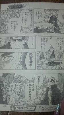 Naruto Manga 435 Spoiler