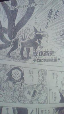 Naruto Manga 438 Spoiler
