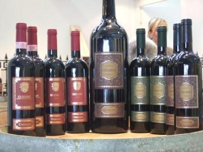 Vinhos do produtor Dessilani