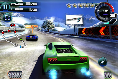 asphalt 5 free game hd android