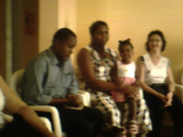 Gostaria de compartilhar neste espaço um pouco do ministério da família Mulchaia, em Moçambique
