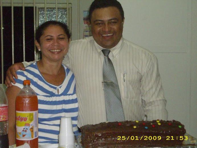 Pr. Marcos e Luciene