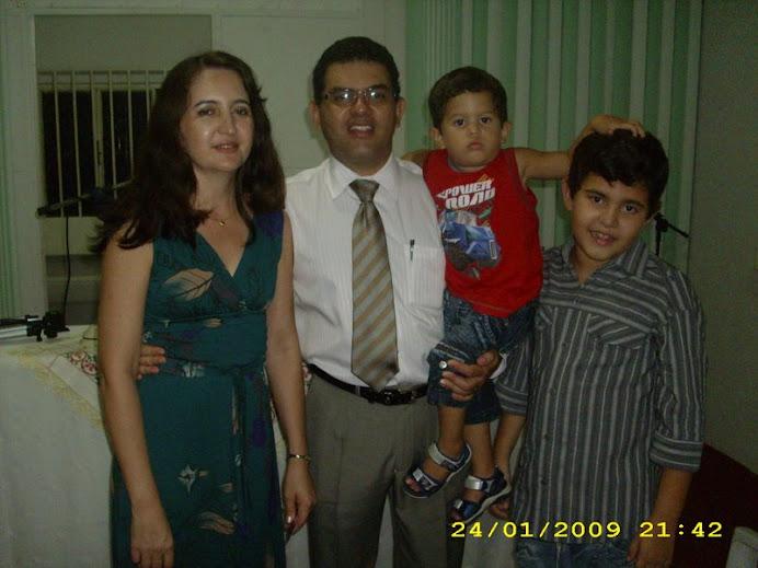 Família QUEVEDO