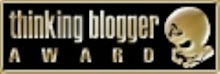 Premio Thinking Blogger 08