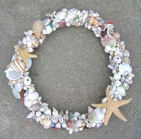 Things To Make With Seashells http://thenewnew.blogspot.com/2009_06_01_archive.html