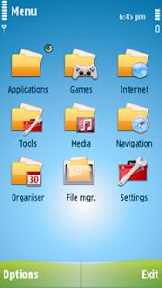 Desire Theme para Nokia N97, 5800