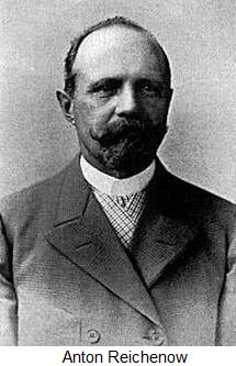 Agapornis personatus, Anton Reichenow