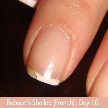 Pure Spa Direct Blog: CND Shellac Troubleshooting - Review by Rebeca