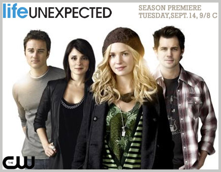 Life Unexpected - Episode Guide - TV.com
