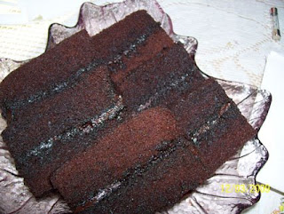 Resep Brownies Kukus Coklat Lapis Brownies Kukus Keju