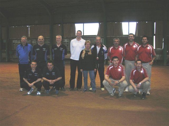 Finale grand prix de porcheville 2008