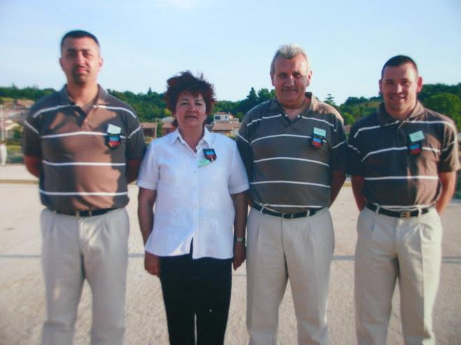 Championnat de triplette provençal 2005
