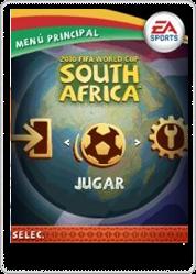 Juego Fifa 2010 Mundial Sudafrica para celular [240×320]