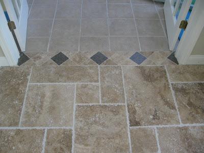 Drennons Custom Tile Opus Romano Pattern