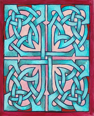 Celtic Knot from Uncle Shlomo's Pushcart at Zazzle