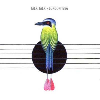 les pochettes d'albums ! - Page 3 Talk+talk+london1986
