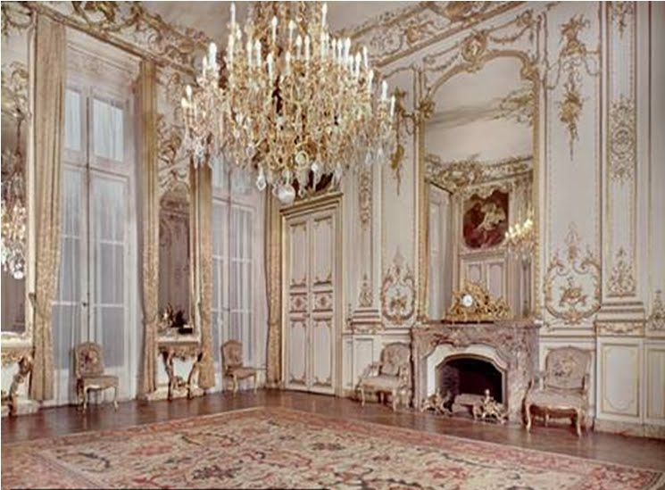 Rococo Style Interior Design Best House Design Ideas