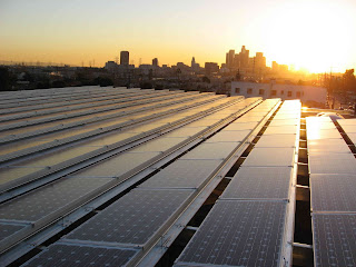 Solar Stocks Up Nearly 7% for Week