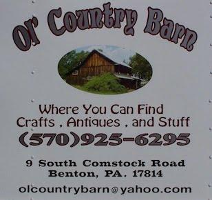 Ol' Country Barn