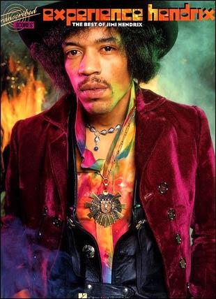 Un mega postazo de Jimi Hendrix [completísimo]