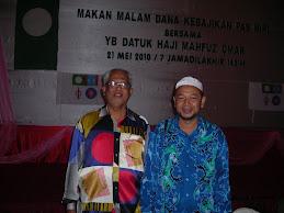 Yb Dato' Hj Mahfus Omar