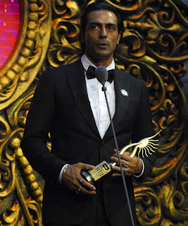 Arjun Rampal Best Supporting Actor award