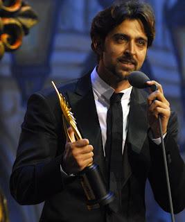 Hrithik Roshan was declared the Best Actor