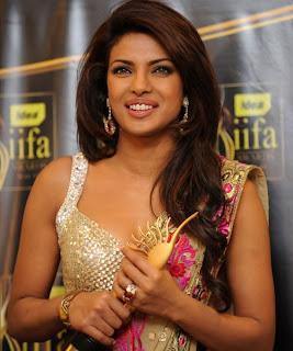 Priyanka Chopra best Actress Award