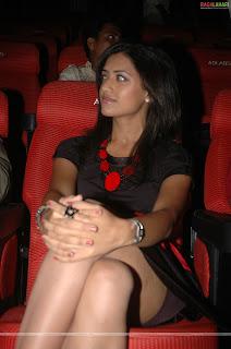 Mamatha Mohandas Thighs