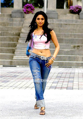 thamanna panty at jeans