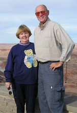 At the Painted Desert