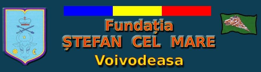 """Fundatia """"Stefan cel Mare"""" Voivodeasa"""