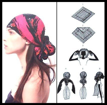 Beauty For The Geek New Ways To Wear Shaila Abroad