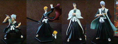 Bleach 3 Action Figure