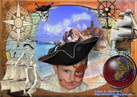 Piratul  din  Caraibe