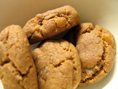Double Ginger Snap Cookies-Great Gifts of Love | Food With Kid ...