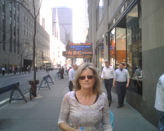 Walking the streets of NYC