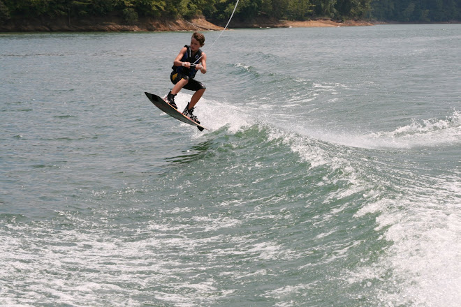 Jimmy Wakeboarding