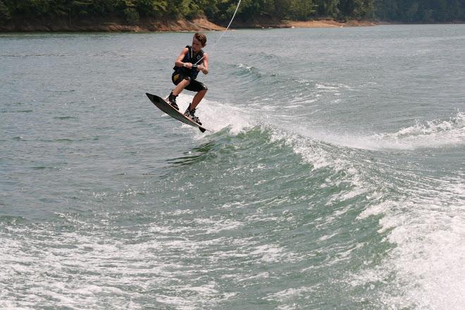 Jimmy Wakeboarding
