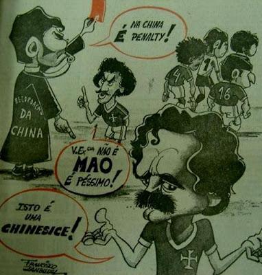 Publicado no jornal A Bola