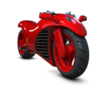 Unique Motorcycle Design 13