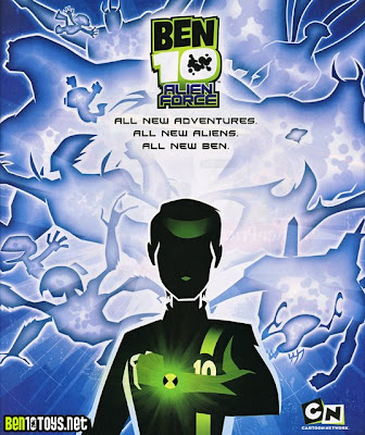 Ben 10 Alien Force - Download Torrent